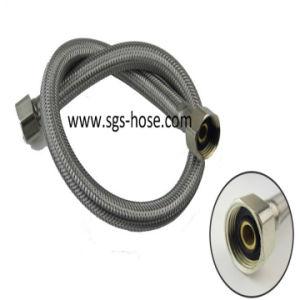 La Cina Fatory diretto del tubo flessibile dell'acqua del rubinetto dell'intrecciatura di TPV