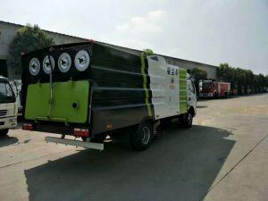 Schonere Vrachtwagen van het Stof van Dongfeng 4X2 de Vacuüm