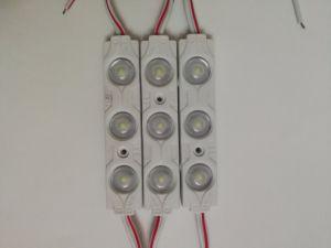 Продажи с возможностью горячей замены для поверхностного монтажа 1.5W5730 DC12V водонепроницаемые ультразвуковые светодиодный модуль системы впрыска