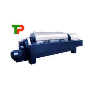 化学工業の自動排水処理の水平のデカンターの遠心分離機機械