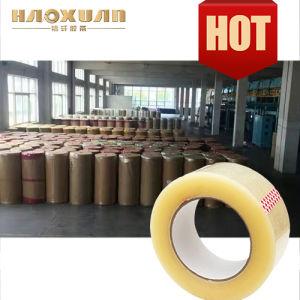 precio de fábrica China Super claro Cello BOPP OPP cinta adhesiva de embalaje de rollos de Jumbo