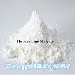 China-Zubehör Fluvoxamine Maleate-Puder CAS 61718-82-9 für Antidepressivum