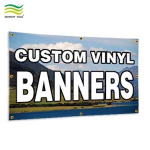 カスタム織布及びビニールの屈曲PVC印刷のスポーツのフラグの旗