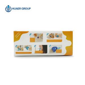製造の卸し売り重くか軽い歯科シリコーンの印象物質的な型のパテ
