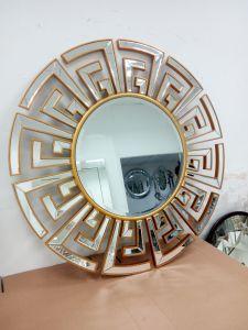2016 achteckiger geformter venetianischer Deco Wand-Spiegel