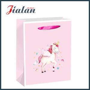 2018 Fashion joli bébé Emballage de cadeau Shopping Les sacs en papier