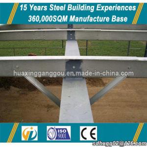 Nettes Qualitäts-ISO-Cer, das Baustahl-Bauteile schweißt
