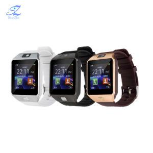 MultifunktionsBluetooth Dz09 SIM G-Fühler Andriod intelligente Uhr mit Telefon-Aufruf