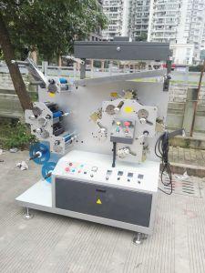 Kennsatz-Drucken-Maschinen-/Label-flexographische Drucken-Maschine des Kleid-Rr-642