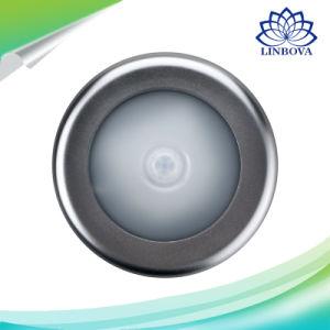 Indução humana parte do sensor de movimentos PIR de infravermelhos 6 Luz de LED