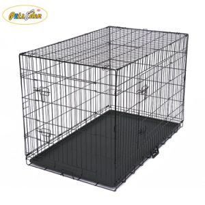 48 Canil Pet Cat Dog Engradado de dobragem de fio de Metal