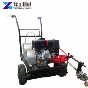 Máquina de marcado de la carretera de la línea de estacionamiento de la máquina de pintura, campo marcador de línea