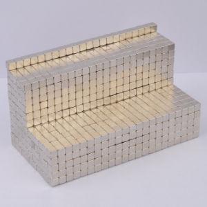 Rare Earth permanent de grande gros bloc de NdFeB Magnet