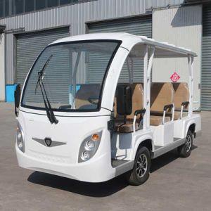 8 Caixa de 72V de potência eléctrica autocarro turístico com certificado CE