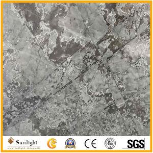 磨かれた、酸の表面の新しい材料は静脈の大理石のタイルを曇らせる