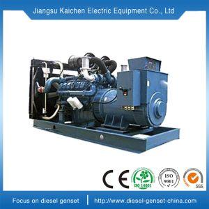 Niedrige Verbrauchs-super leise Luft abgekühlter Dieselgenerator