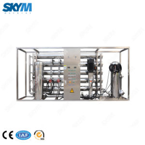 Автоматическая система обратного осмоса воды очищенной машины