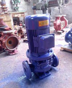 ISG schreiben explosionssichere vertikale Rohrleitung-Pumpe