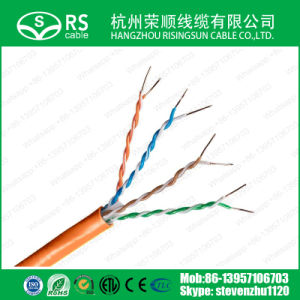 Venta caliente Cable Ethernet CM CMR Rating Cable LAN cable UTP CAT6A