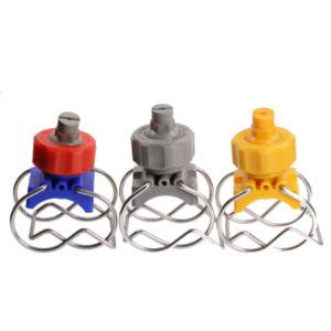 Tuyau flexible réglable buse collier plastique industriel