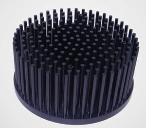 / Metal moldeado a presión de aluminio moldeado a presión para la iluminación de disipador de calor de la producción OEM