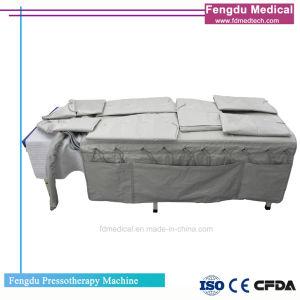 Drenaje Linfático presoterapia cuerpo adelgaza la máquina para el uso de la clínica