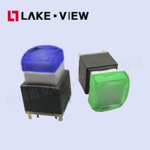 通信設備のための産業停止ボタンの電気壁スイッチ