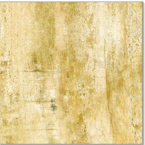 De gele Ceramische Opgepoetste Tegel van de Vloer van de Muur van de Badkamers