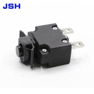 Circuito interruptor de sobrecarga térmica automática proteger rearmable 220V 10A