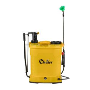 Nuevo modelo de agricultura de la batería de mochila 2 en 1 Electric pulverizador (HT-BH20-F)