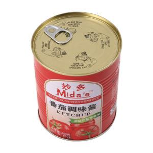2018 наиболее востребованных кетчупа экспортер Мерсин Турция томатный соус на заводе