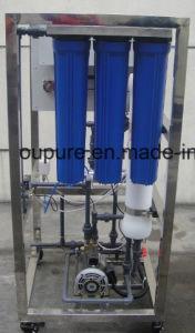 Pequeno sistema de água RO comercial 800ficheiro GPD