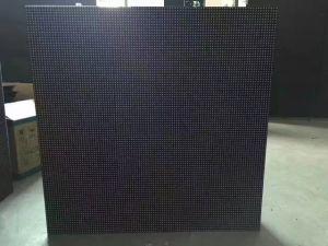 Al aire libre de alta calidad de vídeo LED paredes de la pantalla de LED RGB / Panel de visualización para la etapa de iluminación de la Discoteca (P3 P4 P5 P6 Módulo)