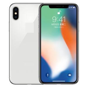 Comercio al por mayor Venta caliente Original desbloqueado celulares Teléfono móvil inteligente para el iPhone x