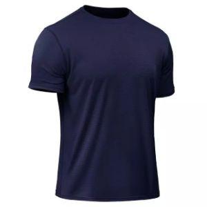Venta caliente reciclado ecológico 100% poliéster Camiseta