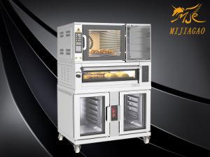 La combinación Comercial Venta caliente horno horno de vapor Combi