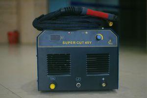 Plasma portátil 40un cortador con compresor de aire incorporado