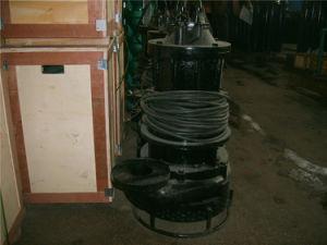 China Chromewear Alta Mina resistente a bomba de chorume submersíveis centrífugos de areia (ZJQ 200-15-22)