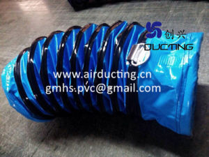 La gaine de ventilation portable avec sac de transport
