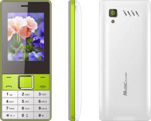 China fabricante de telefones móveis mais baratos de 2,4 polegadas recurso duplo SIM GSM Phone C16
