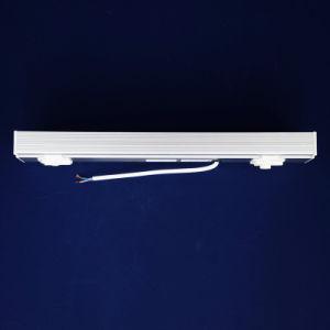 赤外線センサーの正方形LEDのガレージランプライト