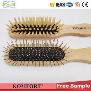 熱い様式の専門の容易できれいな人の木のヘア・ブラシ