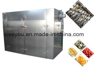 Elektrische oder Gas-Wärme-Frucht-Fisch-Nahrungsmitteltrockner-trocknende Maschine