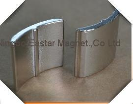 Постоянный неодимовый магнит дуги форму Постоянный Неодимовый магнит для двигателей постоянного тока