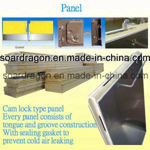 カムロックPUの高密度パネルの冷蔵室