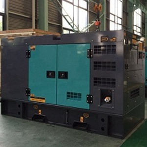 200квт/250Ква Super Silent генератор Cummins для продажи с маркировкой CE (GDC250*S)