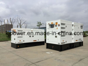 10kVA-2000kVAパーキンズEngineが動力を与える防音のディーゼル発電機セット