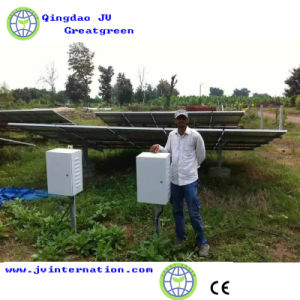 L'agriculture Utilisation du système d'irrigation solaire