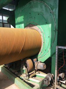 Brevet SA2.5 SA3 San de la machine Machine de dynamitage, grenaillage l'équipement, grenaillage Machine