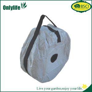 Onlylife útil PE neumático cubierta con una manija